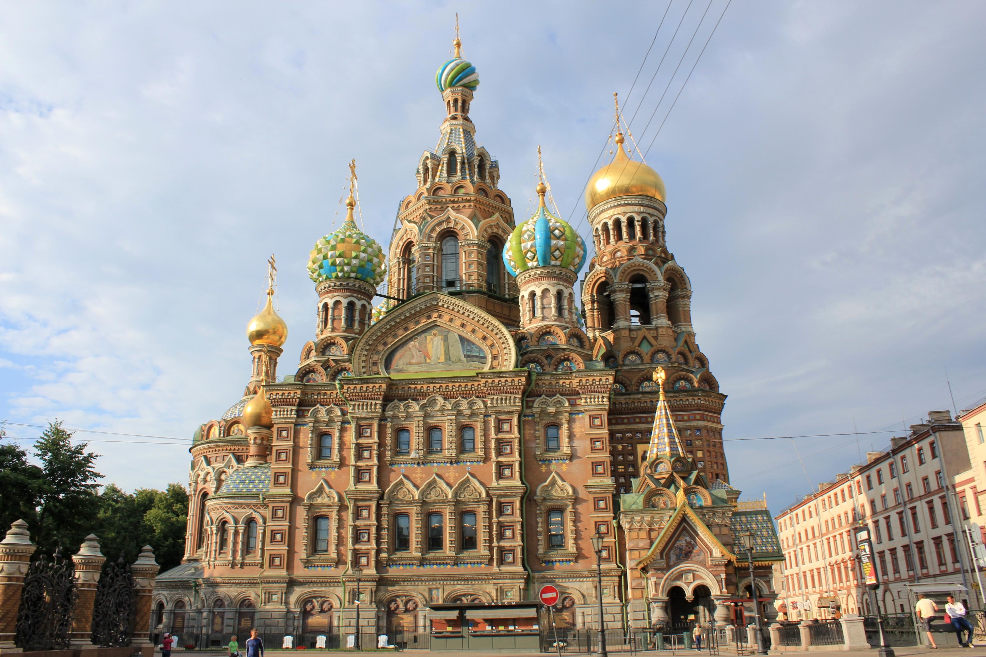 北欧之旅---俄罗斯