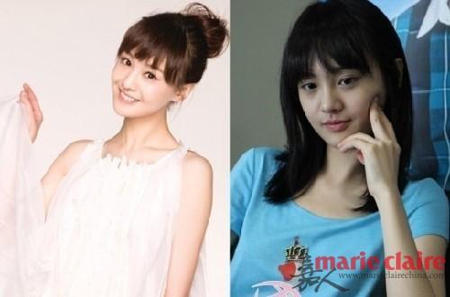 女星素颜化妆对比照,皮肤状况有图有真相 - 嘉人marieclaire - 嘉人中文网 官方博客