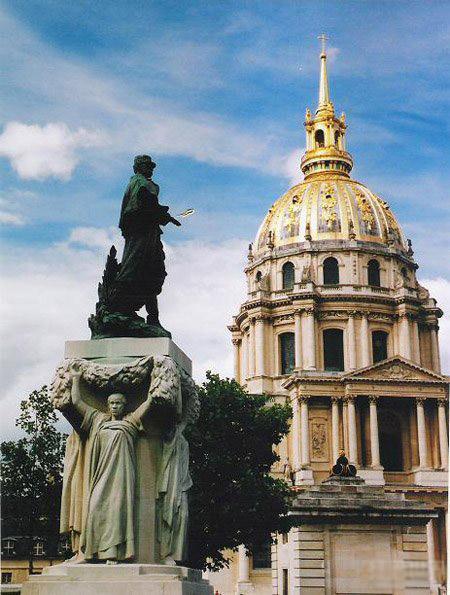 古典主义经典建筑 法国古典主义建筑的代表作品