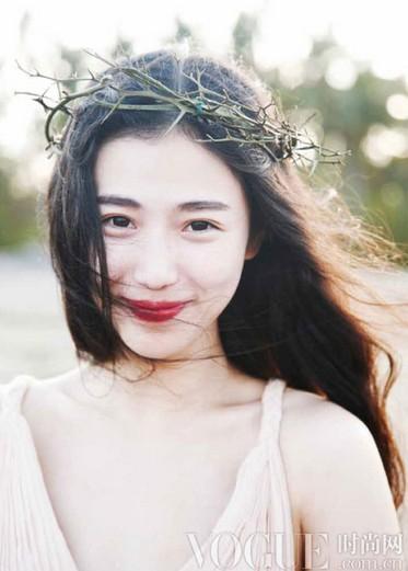杨颖张辛苑谁是下一个小龙女 - VOGUE时尚网 - VOGUE时尚网