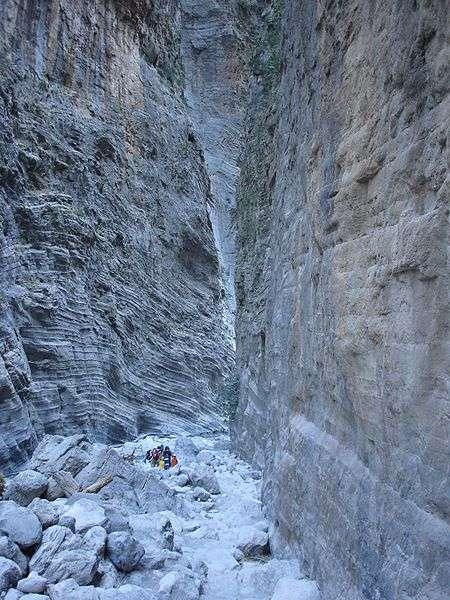萨马利亚峡谷景点高清图片5