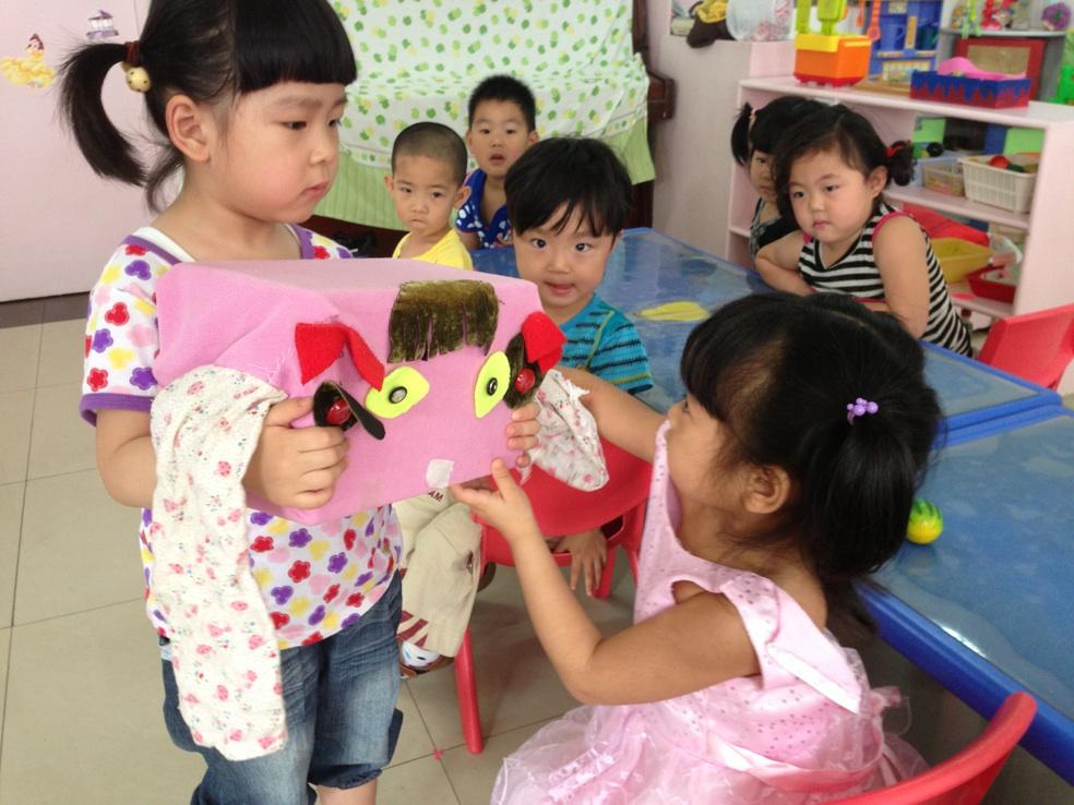 感官齐动员-我爱我的幼儿园-搜狐博客