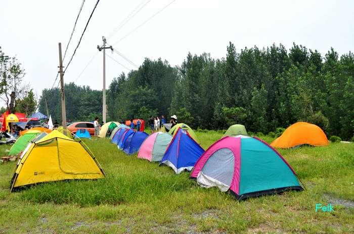 8264第三届露营大会(淄博站)开营 - 古藤新枝 - 古藤的博客