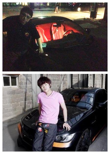 韩红和天一一样都喜欢玩车(组图) - 遇果林 - 遇果林-原生态博客