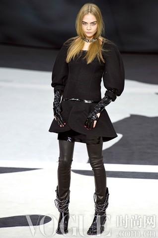 红遍全球的英伦超模 - VOGUE时尚网 - VOGUE时尚网