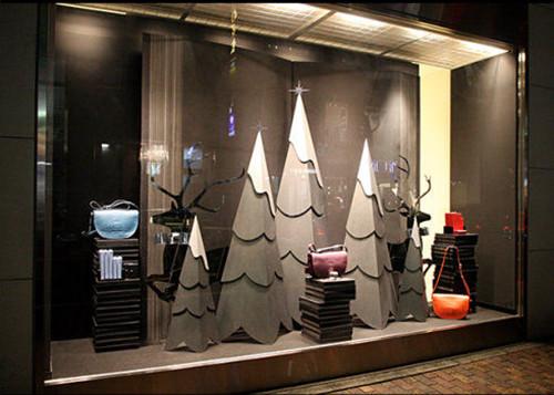 店铺橱窗设计