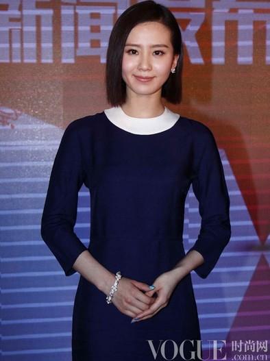 刘诗诗的清雅系珠宝经 - VOGUE时尚网 - VOGUE时尚网