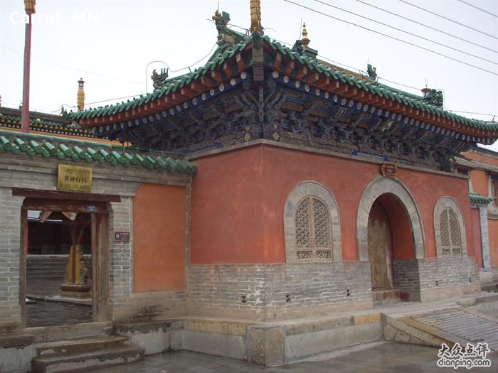 青海游——塔尔寺
