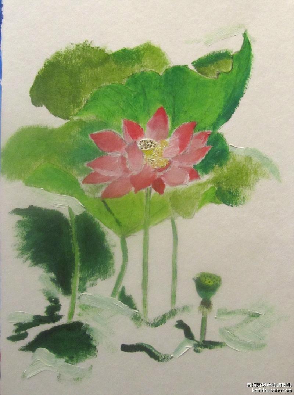 七絕·油畫 - 雲卷雲舒 - ashiadu的博客