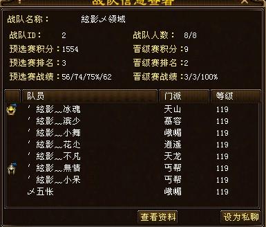 """默契兄弟 专访争霸32强黑马战队""""絃影乄领域"""""""