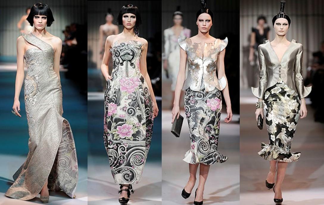 旗袍设计元素