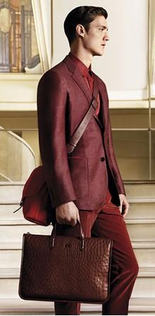 解读2014春夏男装周 同色系着装指南 - GQ智族 - GQ男性网官方博客