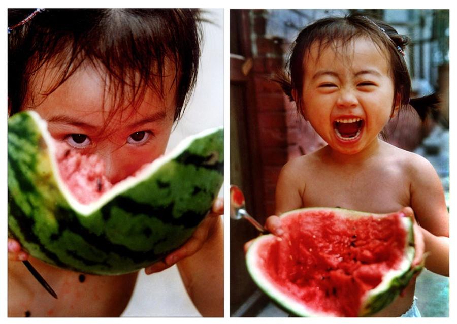 教你健康吃西瓜的几个小窍门