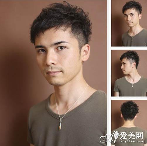 2013春季潮男发型图片(6)图片