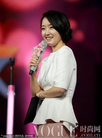 林志颖杨钰莹歌手流行当主持 - VOGUE时尚网 - VOGUE时尚网