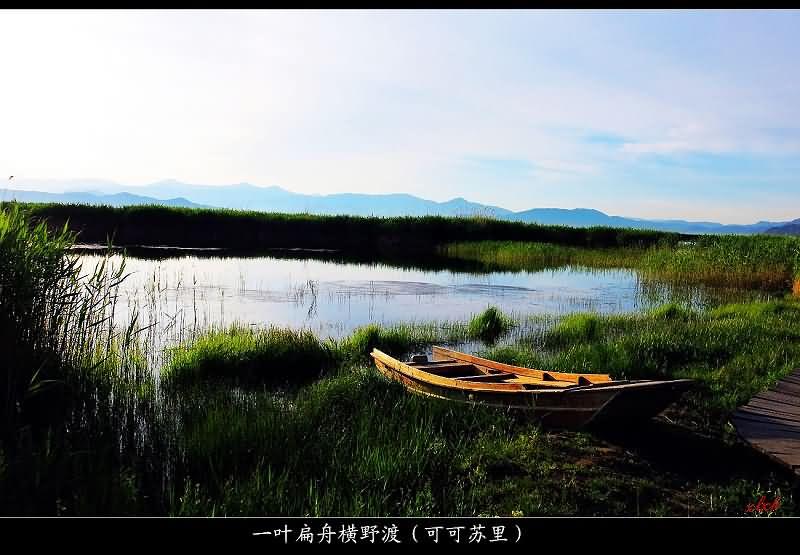 新疆行:醉美可可托海、可可苏里 - 余昌国 - 我的博客