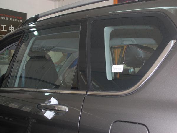 阳光车手动空调系统详细电路图