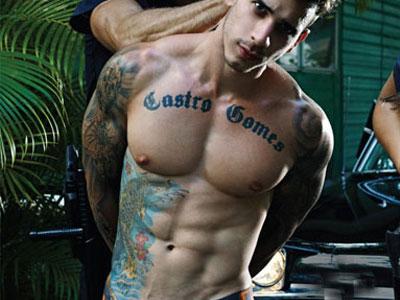 性感腹肌引注目 男人腹部健身有效方法 - GQ智族 - GQ男性网官方博客
