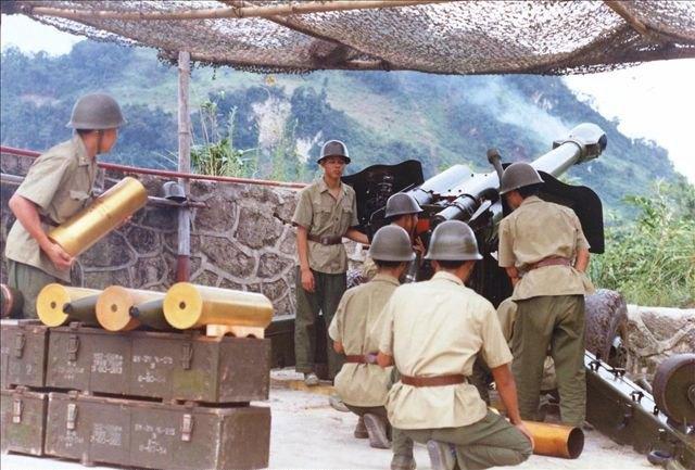 我曾是炮兵的眼睛 - 老山醉人 - 云南-老山在线