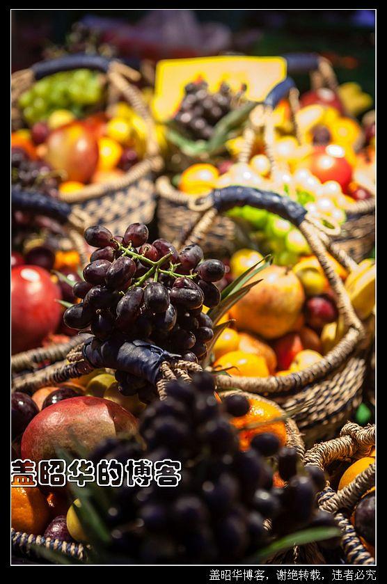 带你看德国最知名菜市场 - 盖昭华 - 盖昭华的博客