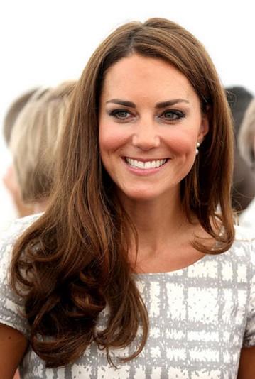 凯特王妃教你6件能变美的事 - VOGUE时尚网 - VOGUE时尚网