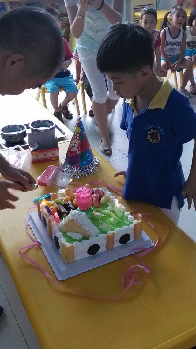 幼儿园蛋糕盘画动物图片大全