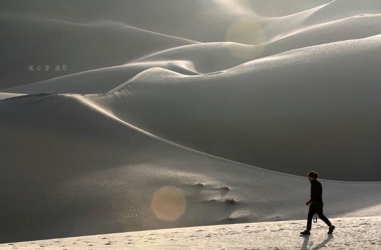 如此美丽的沙漠令人销魂 - 闲云野鹤 - 闲云野鹤的博客