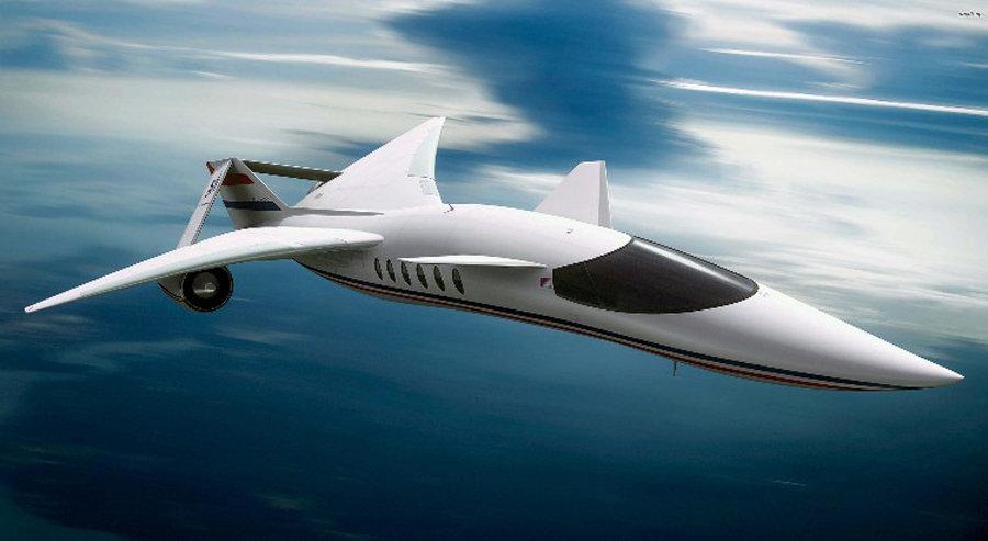 超音速飞机面面观
