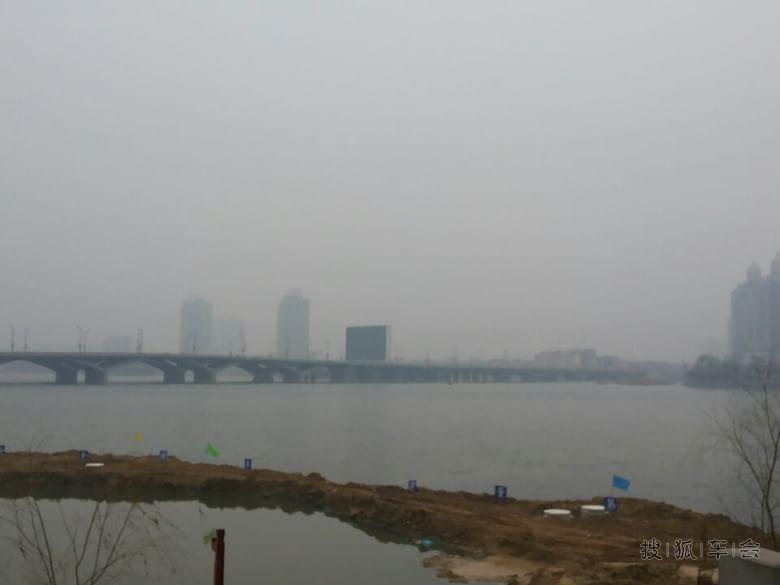 南阳白河浏览区自驾游