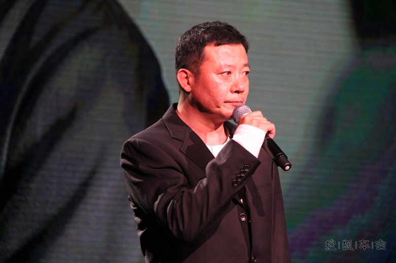 CCTV 6电影频道《卒迹》首映发布现场晚会纪