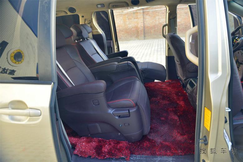 塞纳商务头等舱航空座椅改装