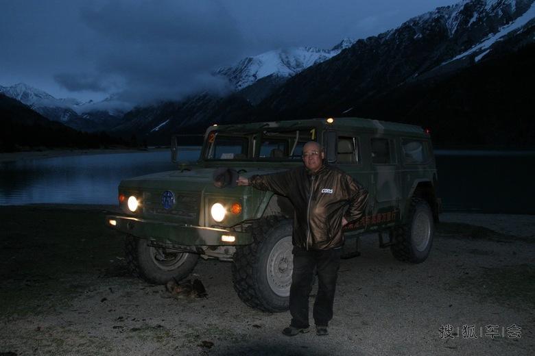 难忘藏地舞枭龙---国产军用越野车高原测试历程