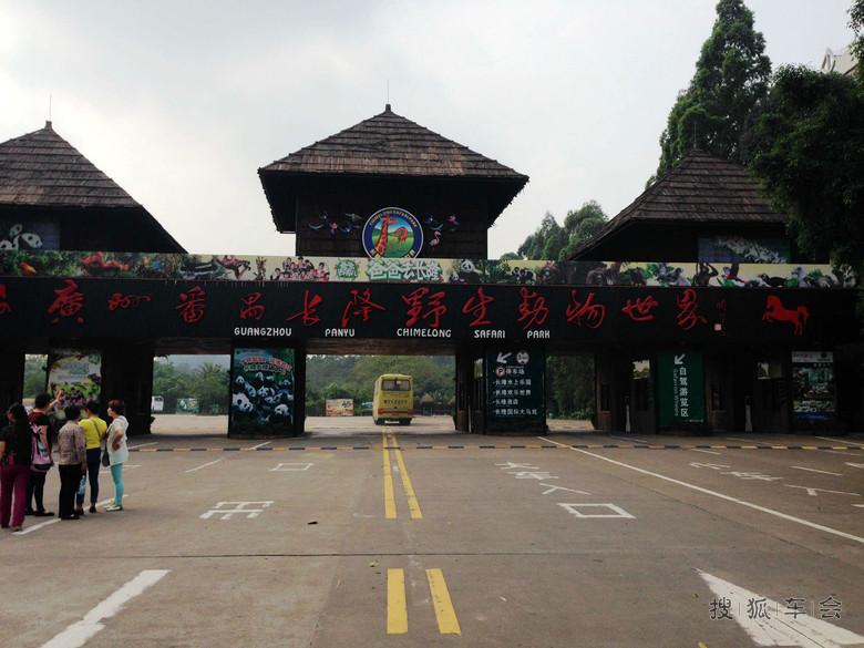 爸爸去哪了-广州长隆野生动物园