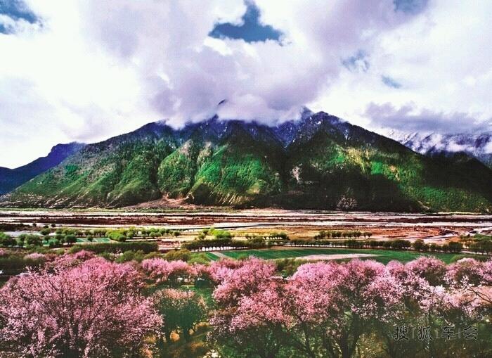 硗碛藏族乡:春天刚刚开始发芽