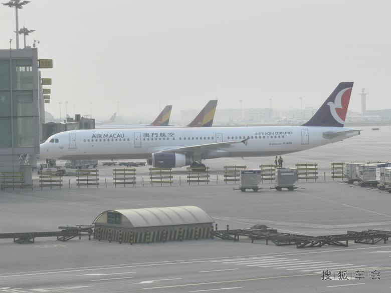 首都机场看飞机_北京车友会