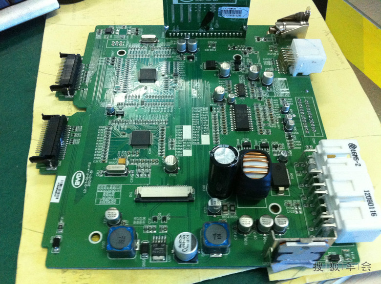 5t多媒体功放芯片tda7850