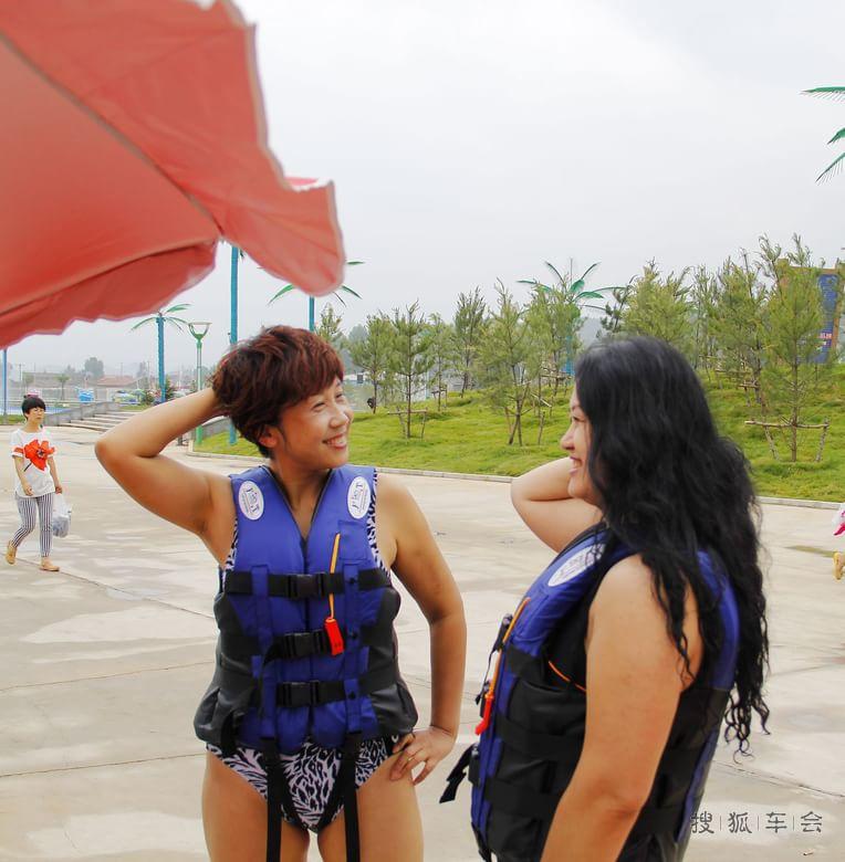 华北最大的水上乐园庞泉沟水上嘉年华图片