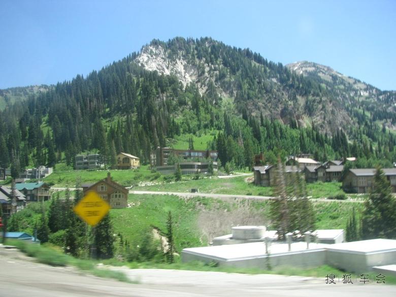 游小棉牙膏谷--阿尔塔滑雪场白杨胶图片