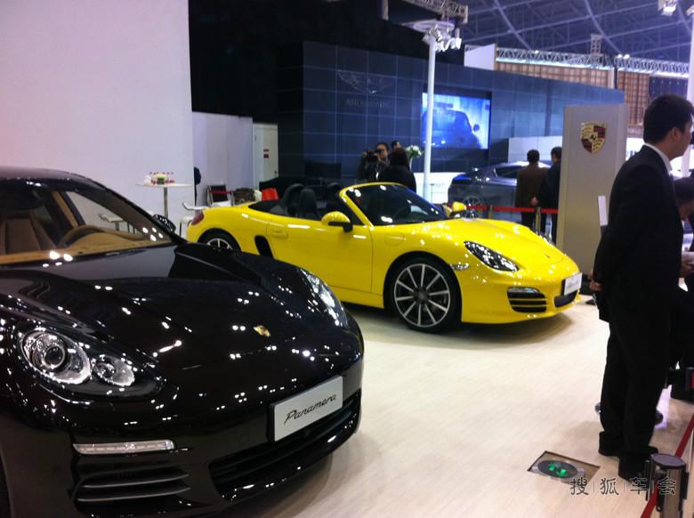2013太原TOP国际车展