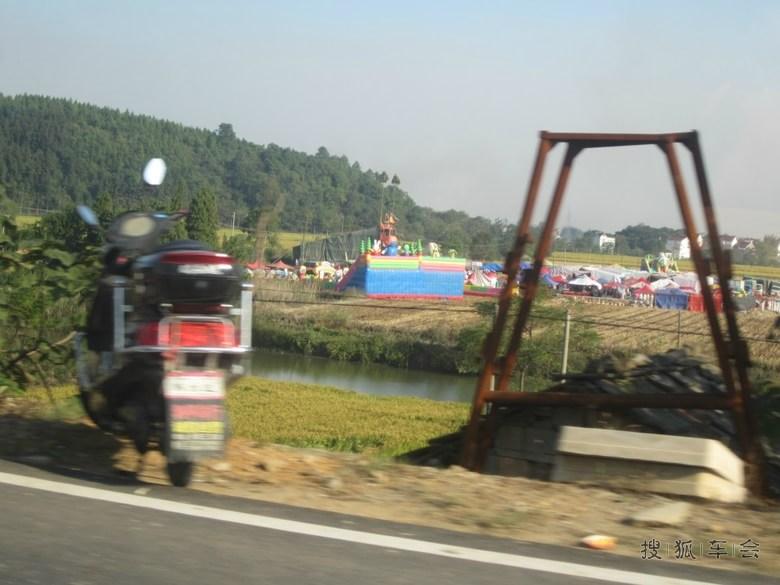 新赛欧2000公里自驾游:黄山盐城--华山安徽--江江苏一天旅游攻略图片