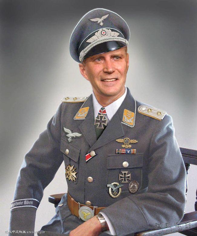 为什么二战电影里的德国纳粹军官都那么帅