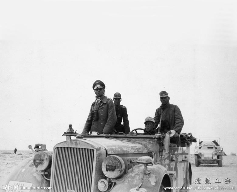 二战纳粹德国国防军军装
