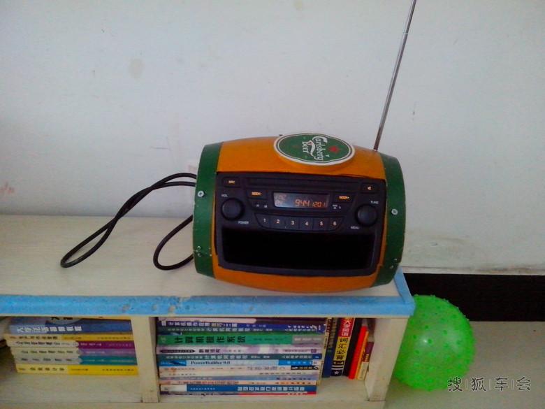 赛欧收音机改家用,变废为宝体验自己动手的乐趣