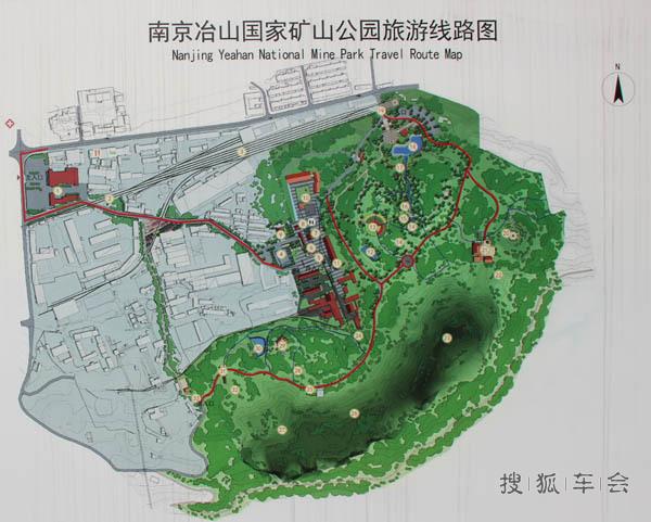 南京3日游最佳路线图