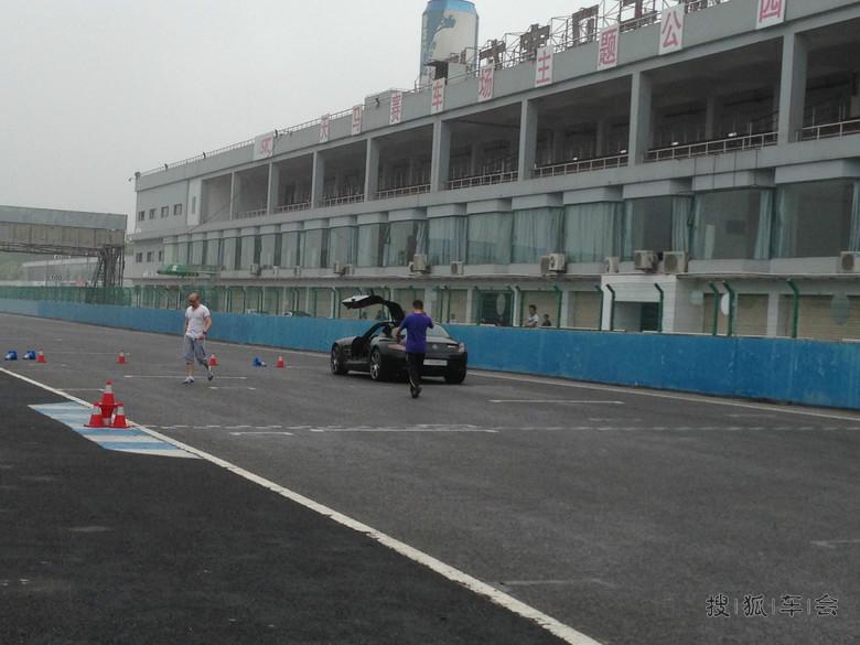 6月18日上海天马山奔驰amg体验日 多图高清图片