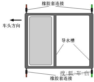 1天窗排水管示意图