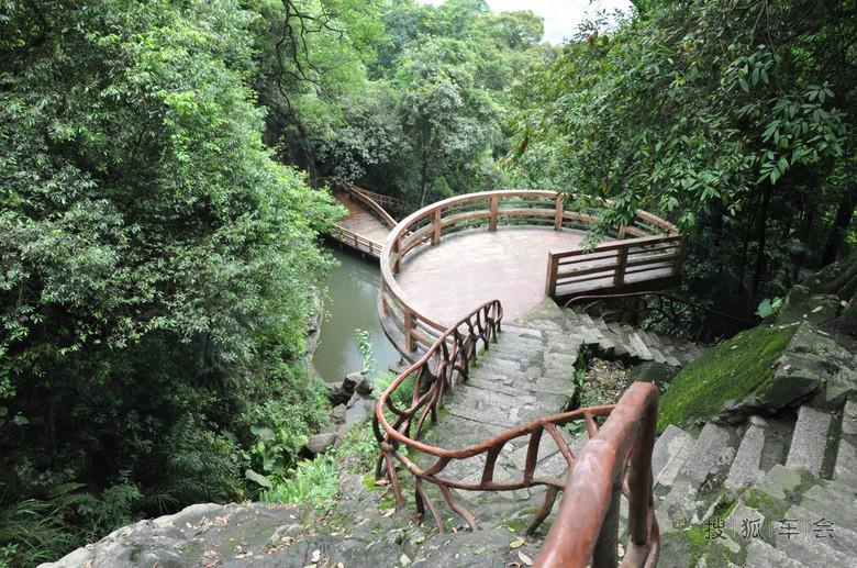 厦门:漳州南靖鹅仙洞风景区世嘉车友自驾一日游