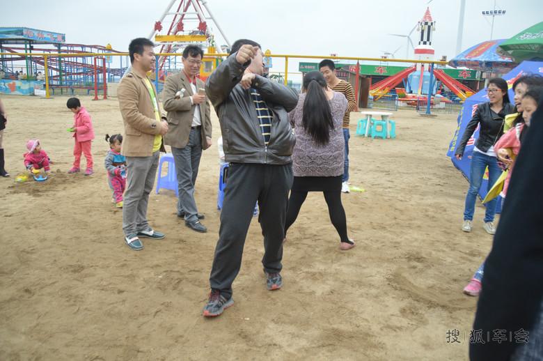 日上海最大思锐群友第二次聚会精彩活动完美收官