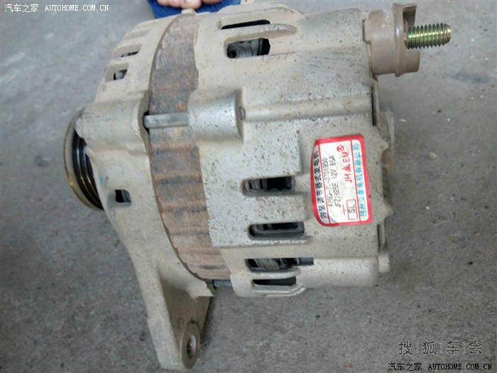 锦州12v发电机接线图
