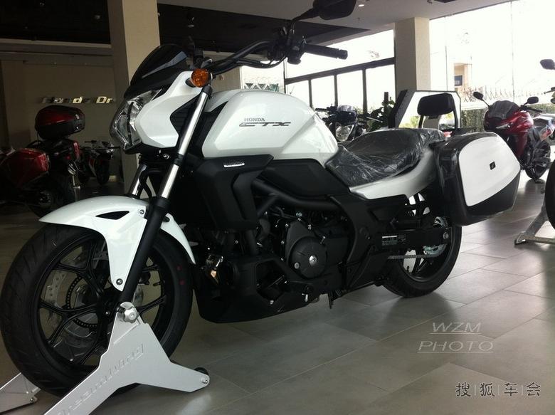 【没拥有特点的摩托车】_京A军团弄摩旅